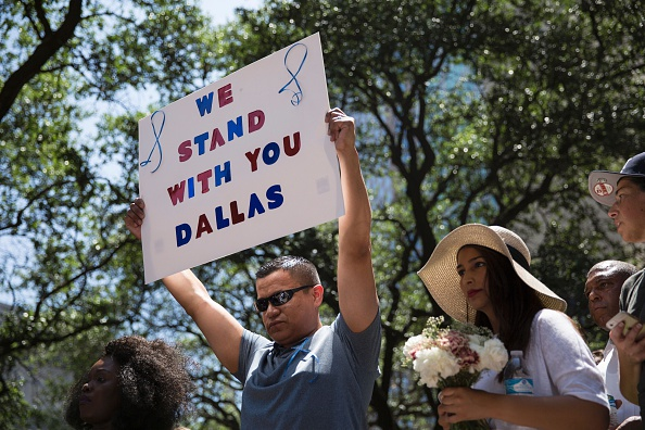 Dallas Police Shootings