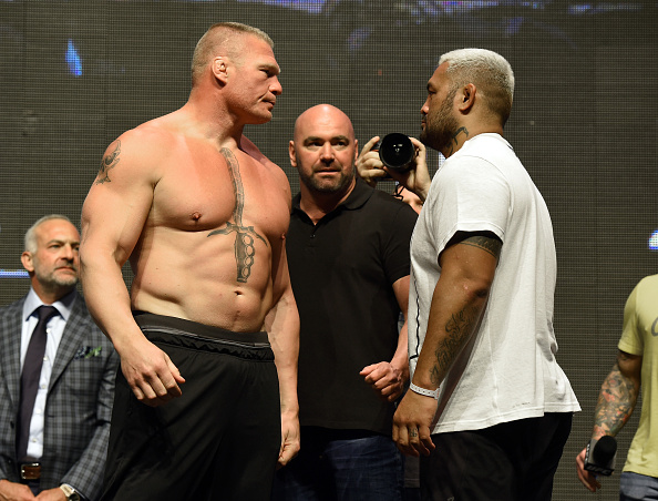 UFC 200 lives up to hype; Lesnar, Nunes win big