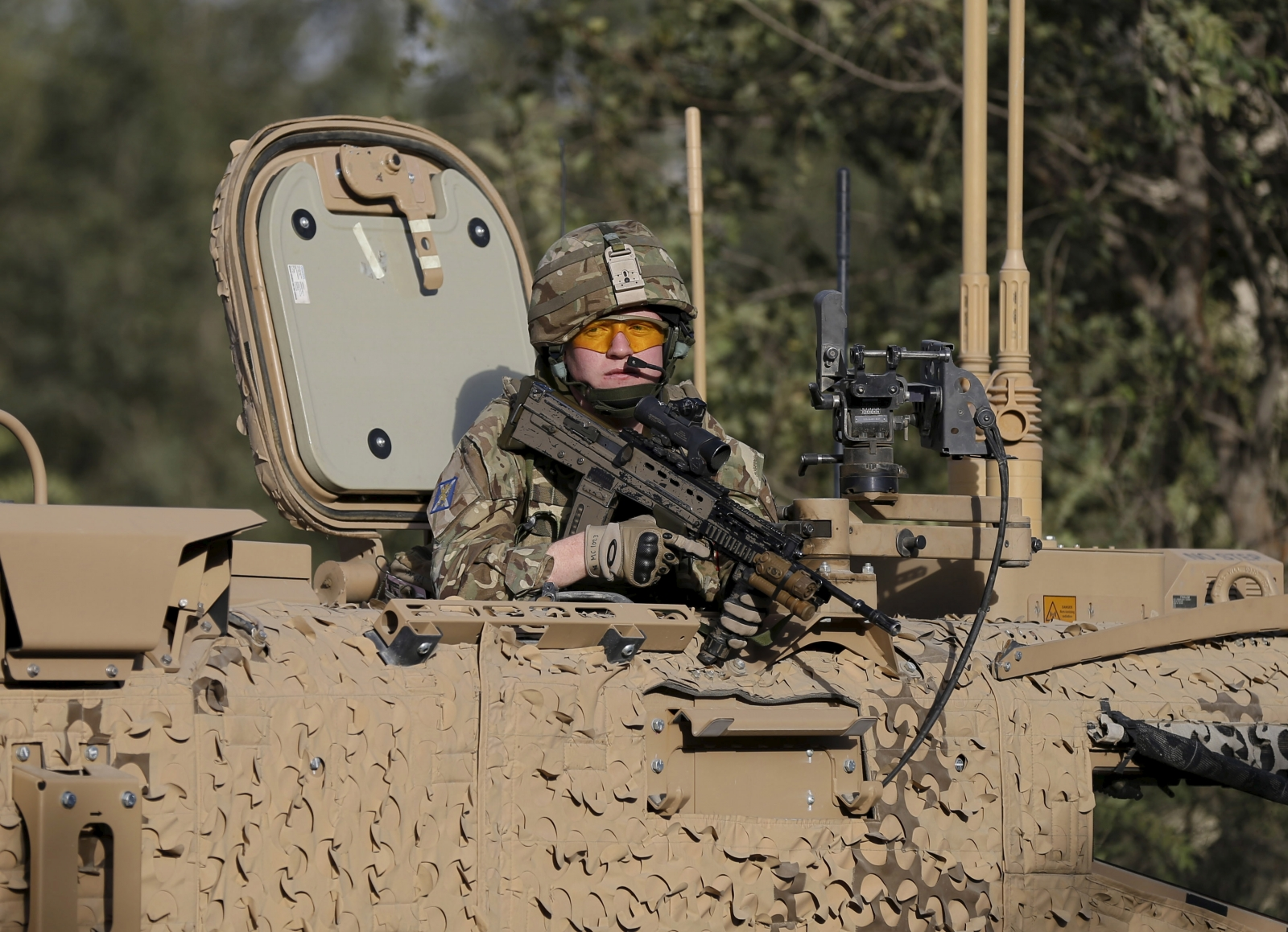 UK mission in Afghanistan