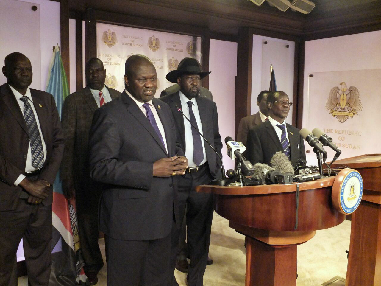 South Sudan clash