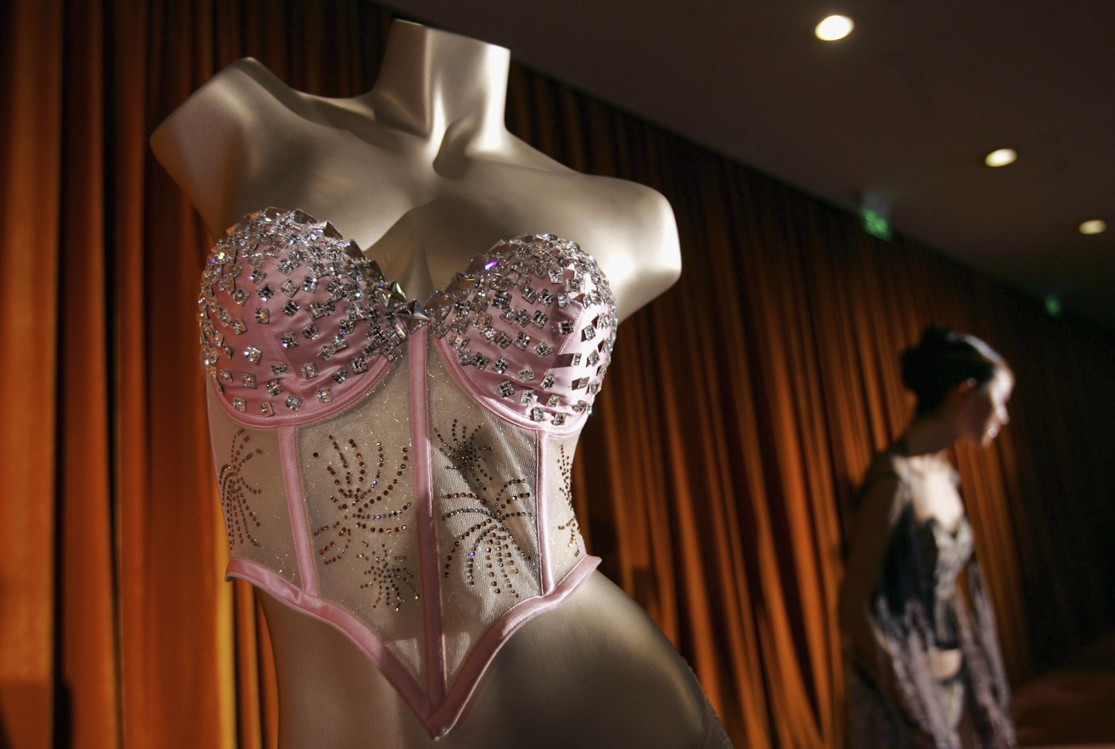 stolen lingerie mannequin