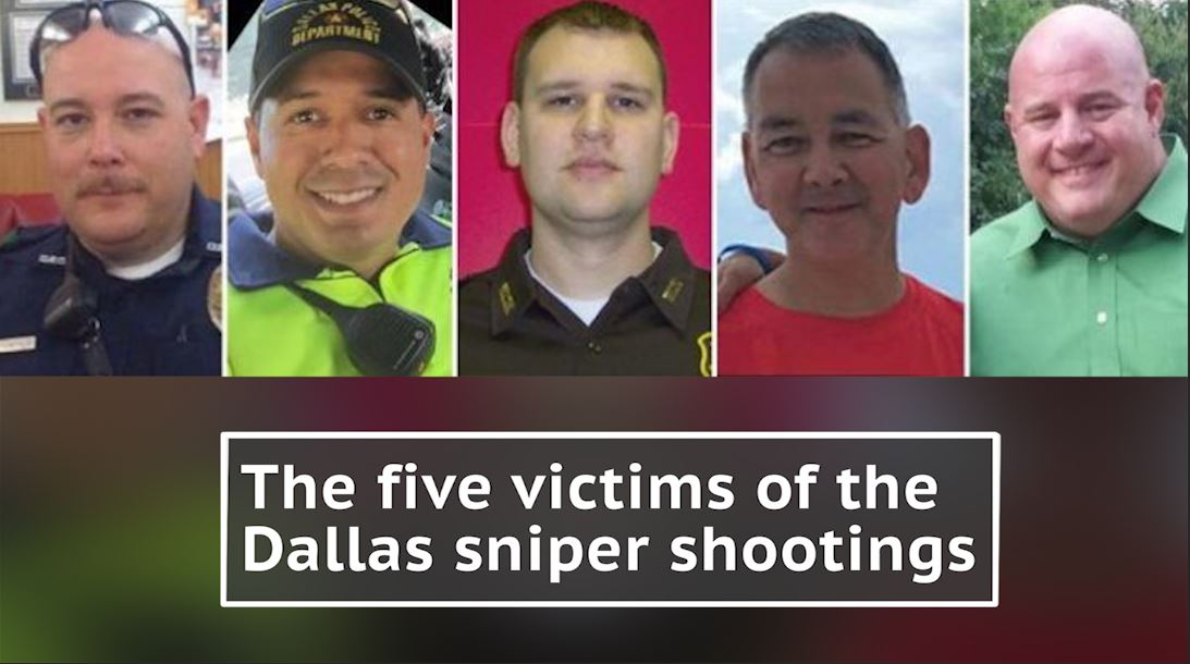 Dallas sniper shootings