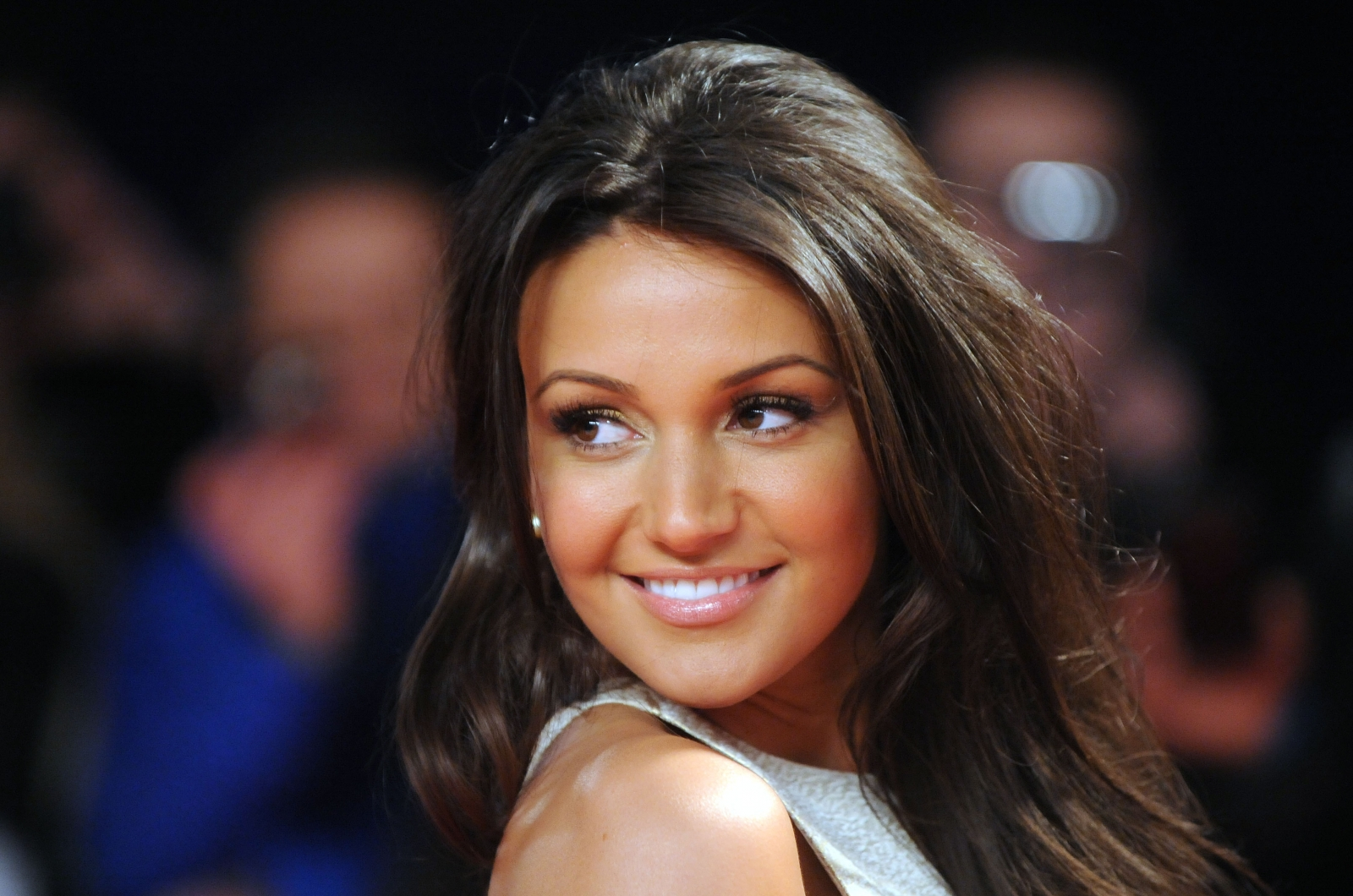 So Beautiful Michelle Keegan Channels Princess Leia