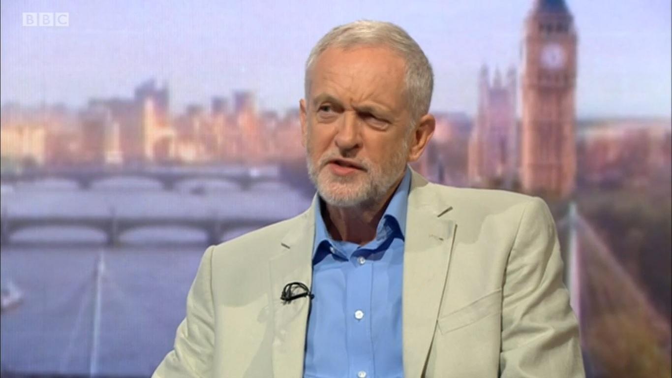 corbyn marr july 2016 labour brexit
