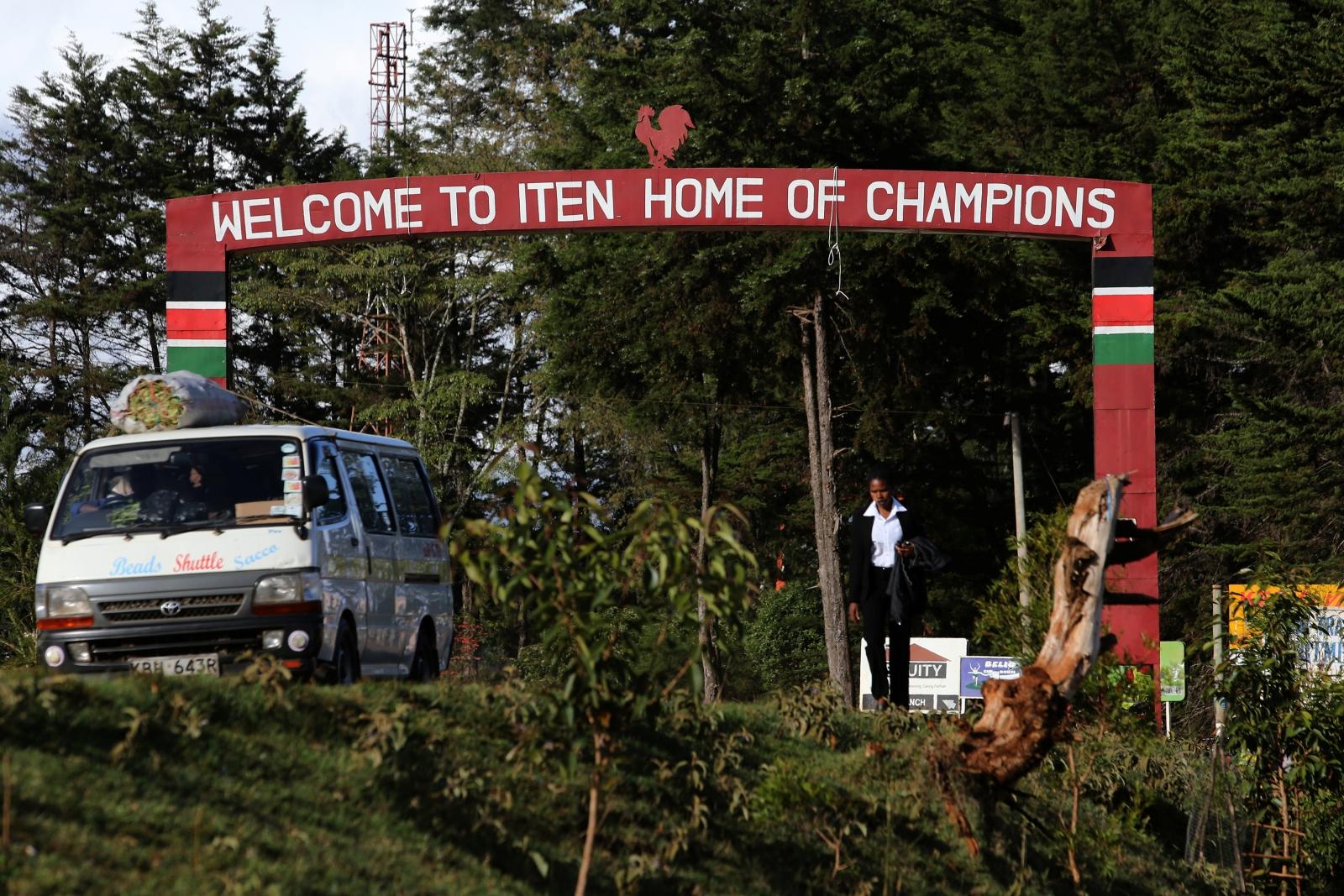 iten kenya athletics drugs sport
