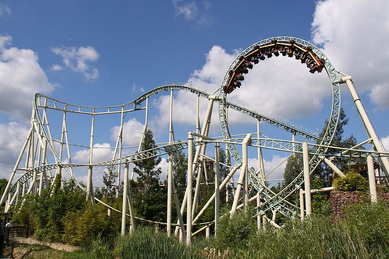 thorpe park colossus