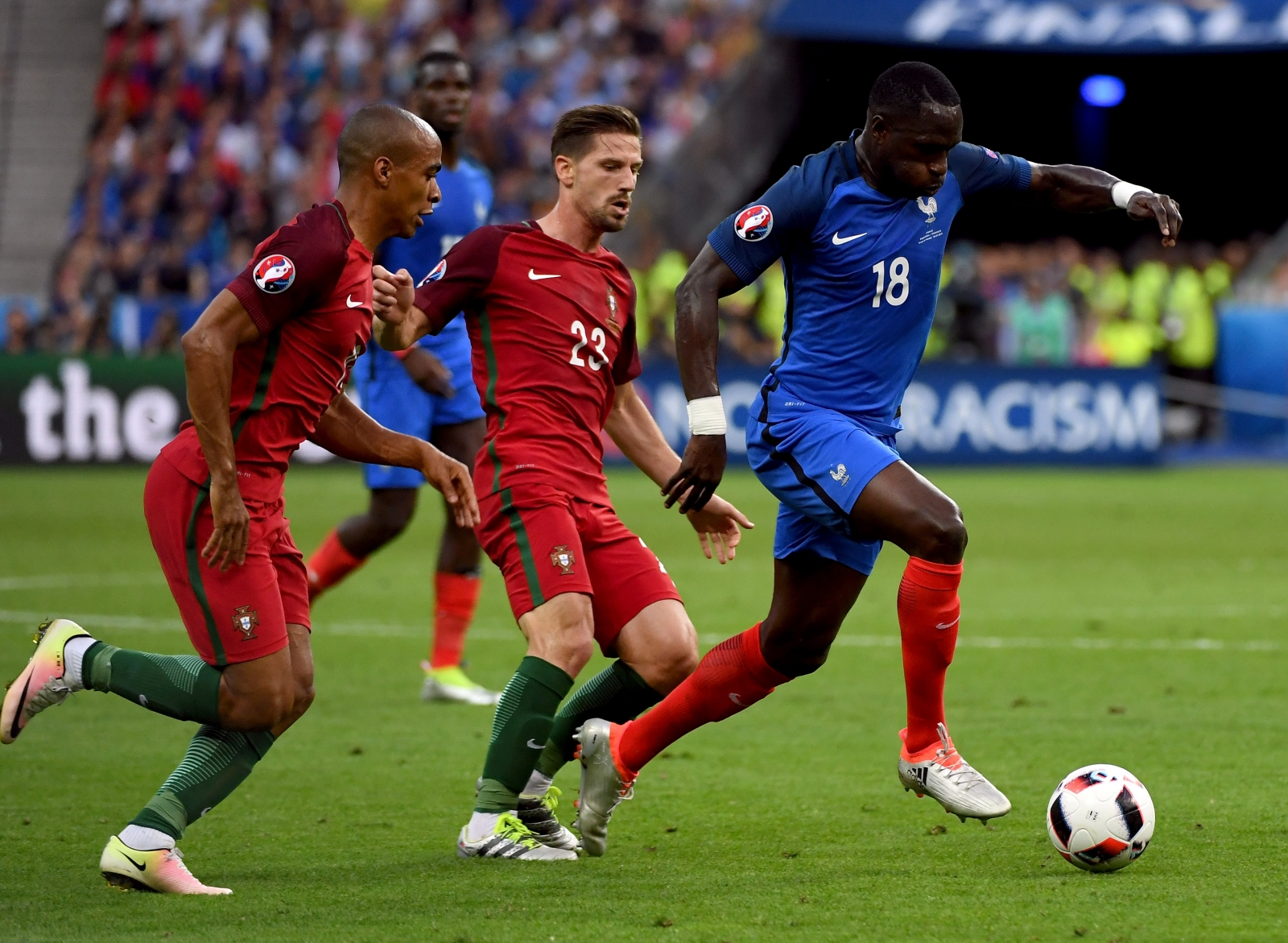 Newcastle midfielder Moussa Sissoko flattered by Real Madrid links