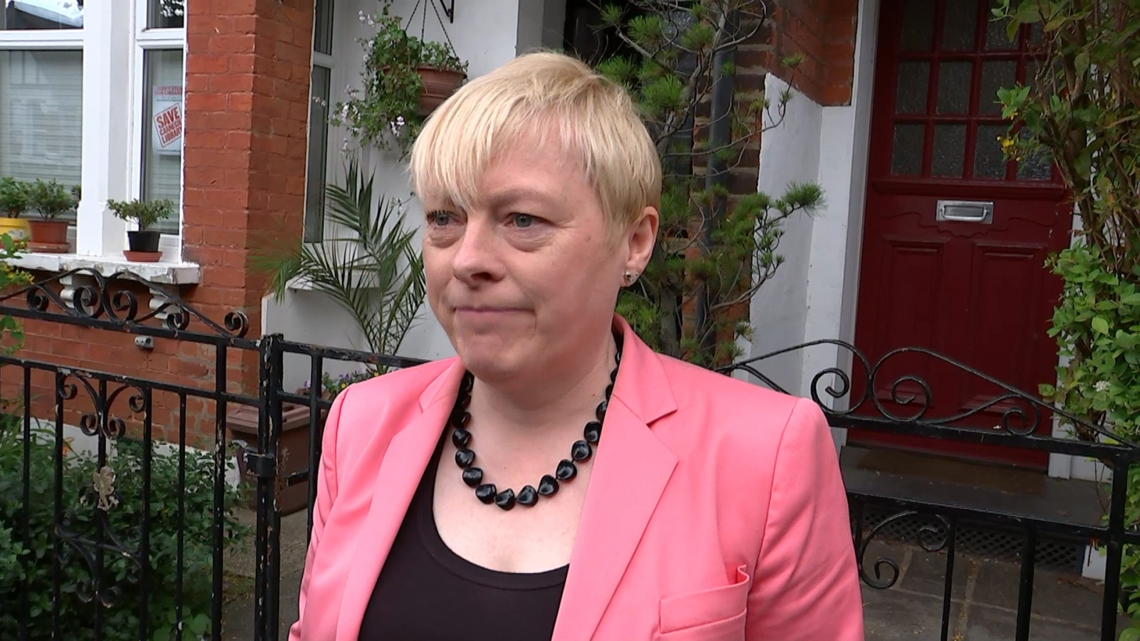 Angela Eagle has started the challenge process