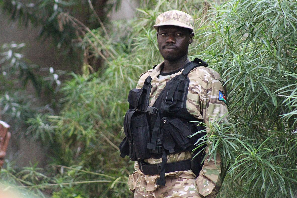 Juba violence