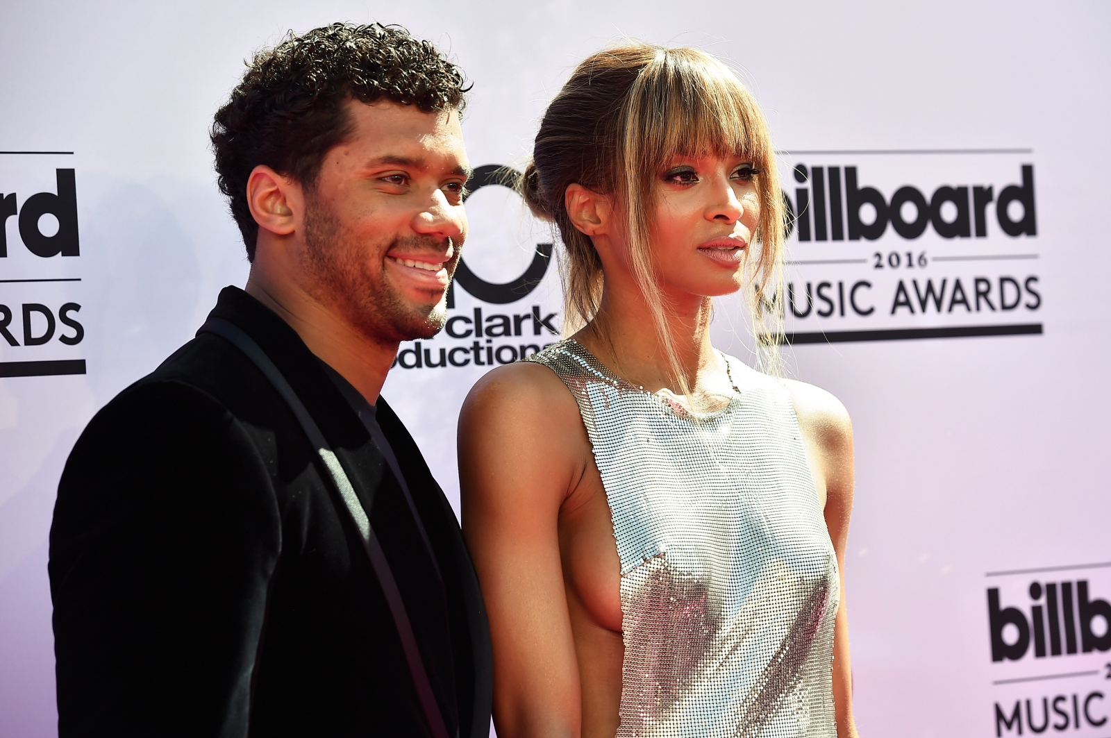Russell Wilson: The best part was watching her walk down the aisle