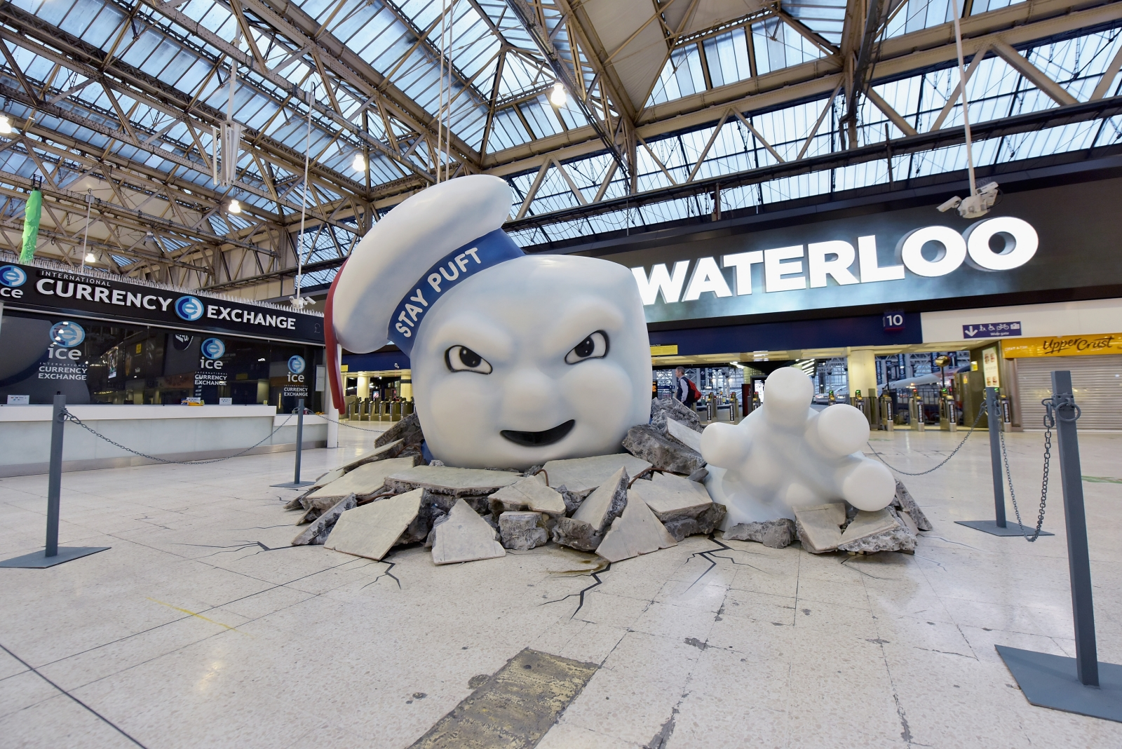 Image result for Ghostbusters waterloo