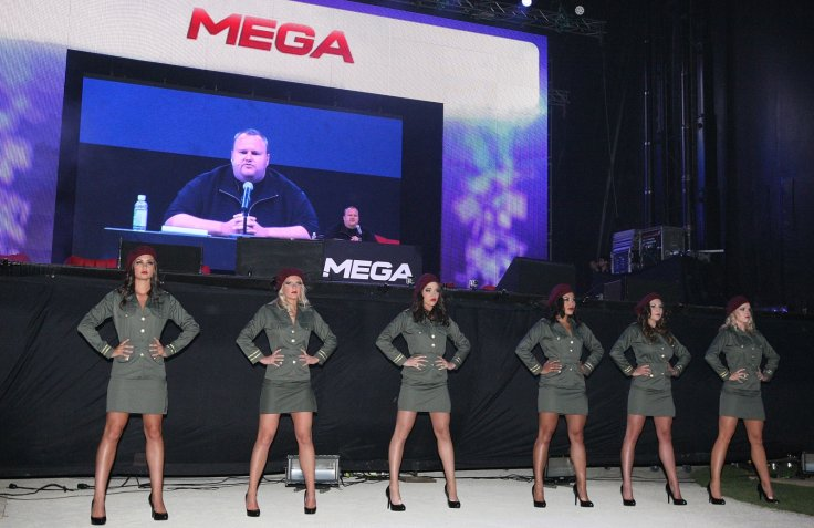Mega launch in 2013 at Dotcom Mansion