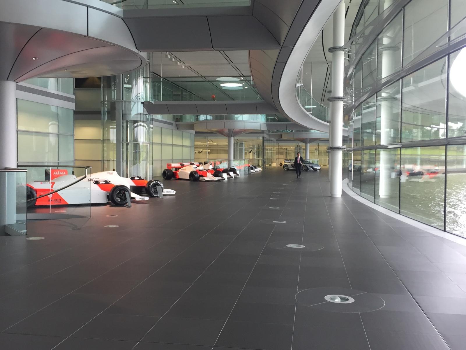 McLaren Technology Centre