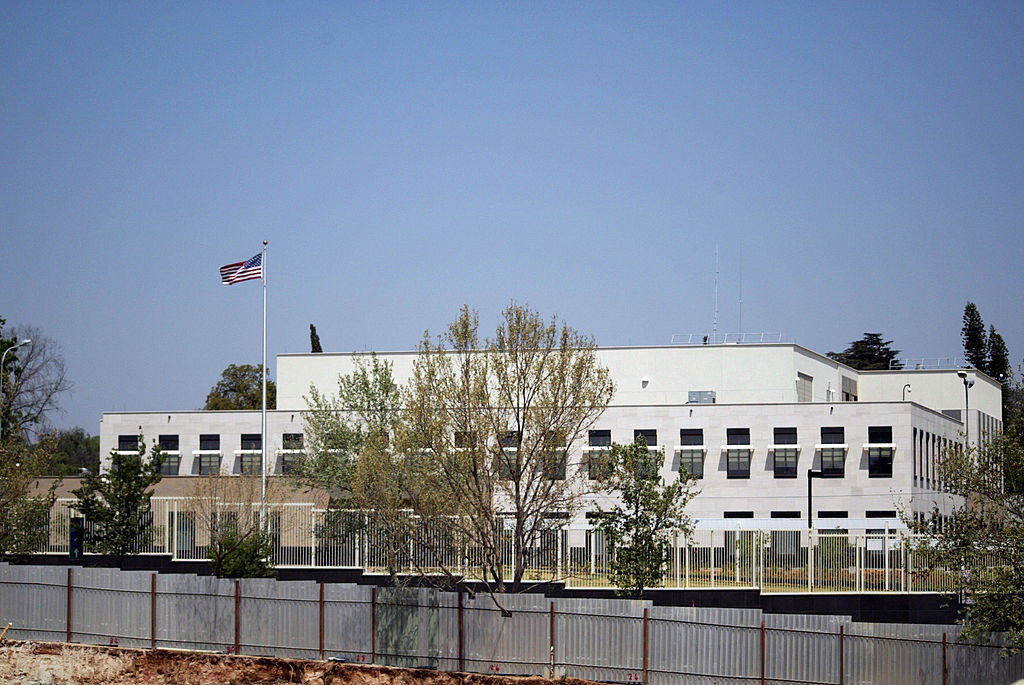 US consulate Sandtown, Johannesburg