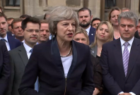 Theresa May: \'Brexit means Brexit\'