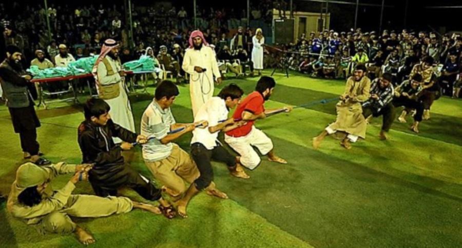jihad olympics 2