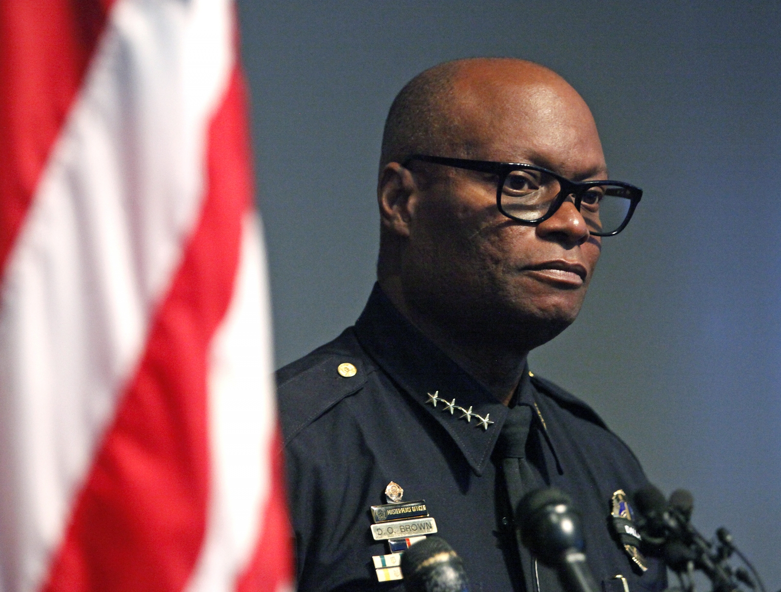 Dallas Police Chief