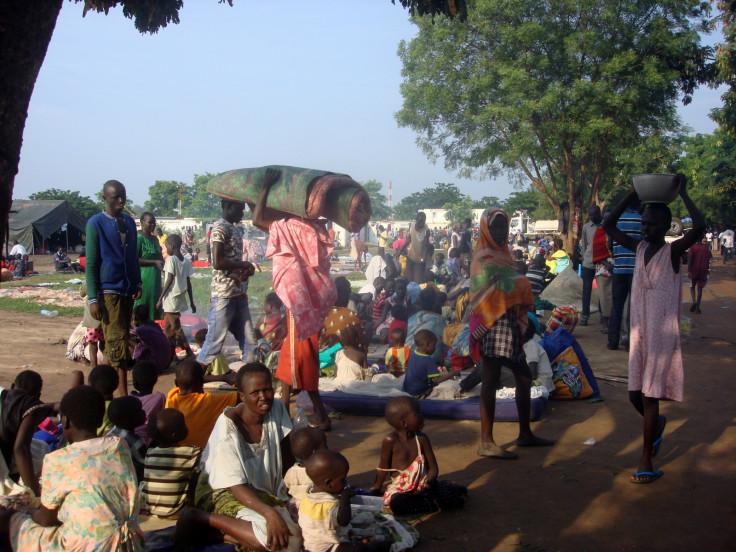 South Sudan clash