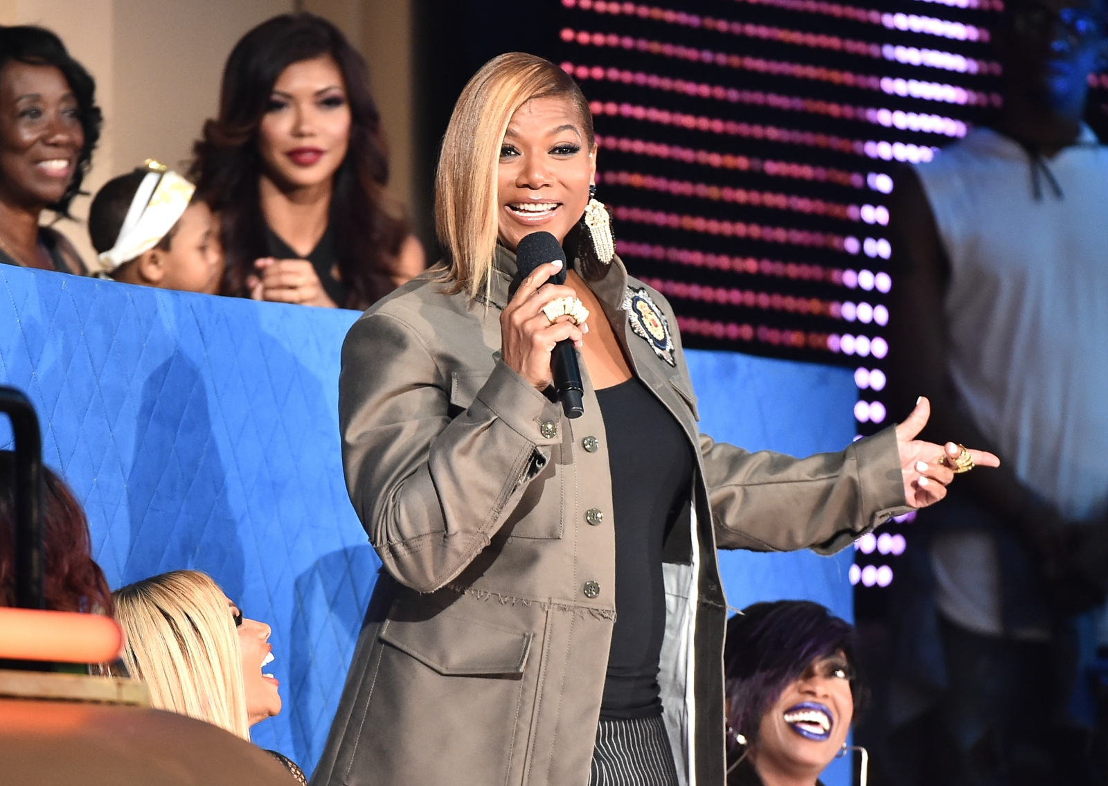 Queen Latifah Says 'Racism' Still Exists Today And That Has To 'Change'