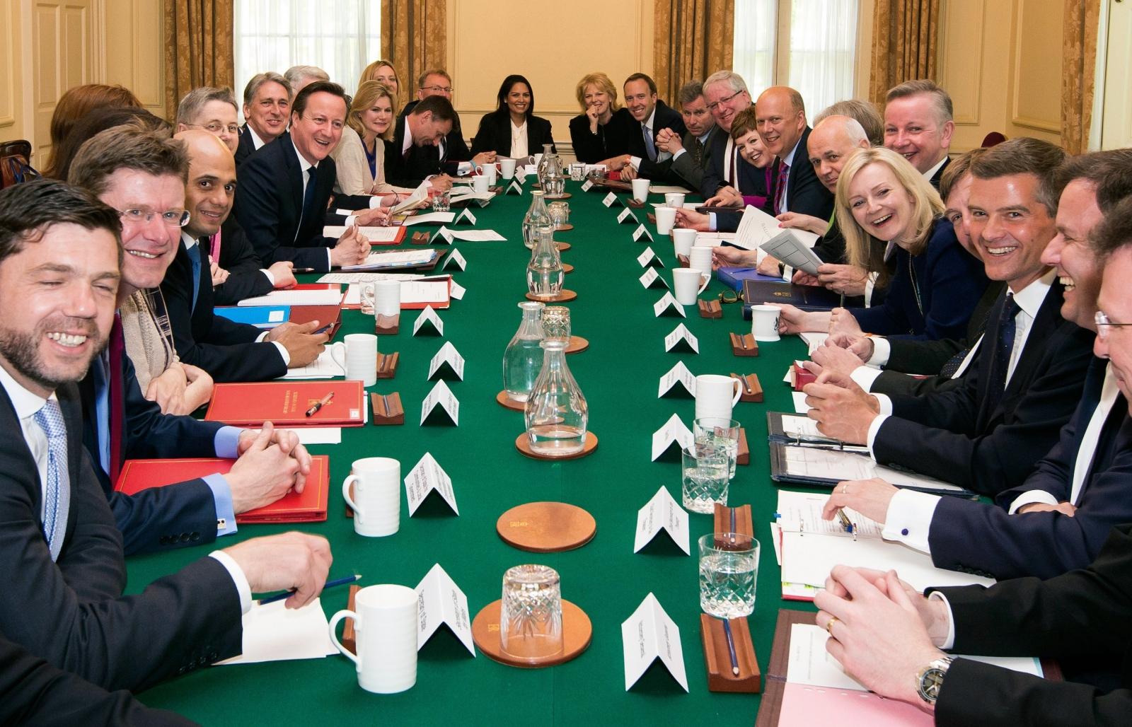 David Cameron cabinet
