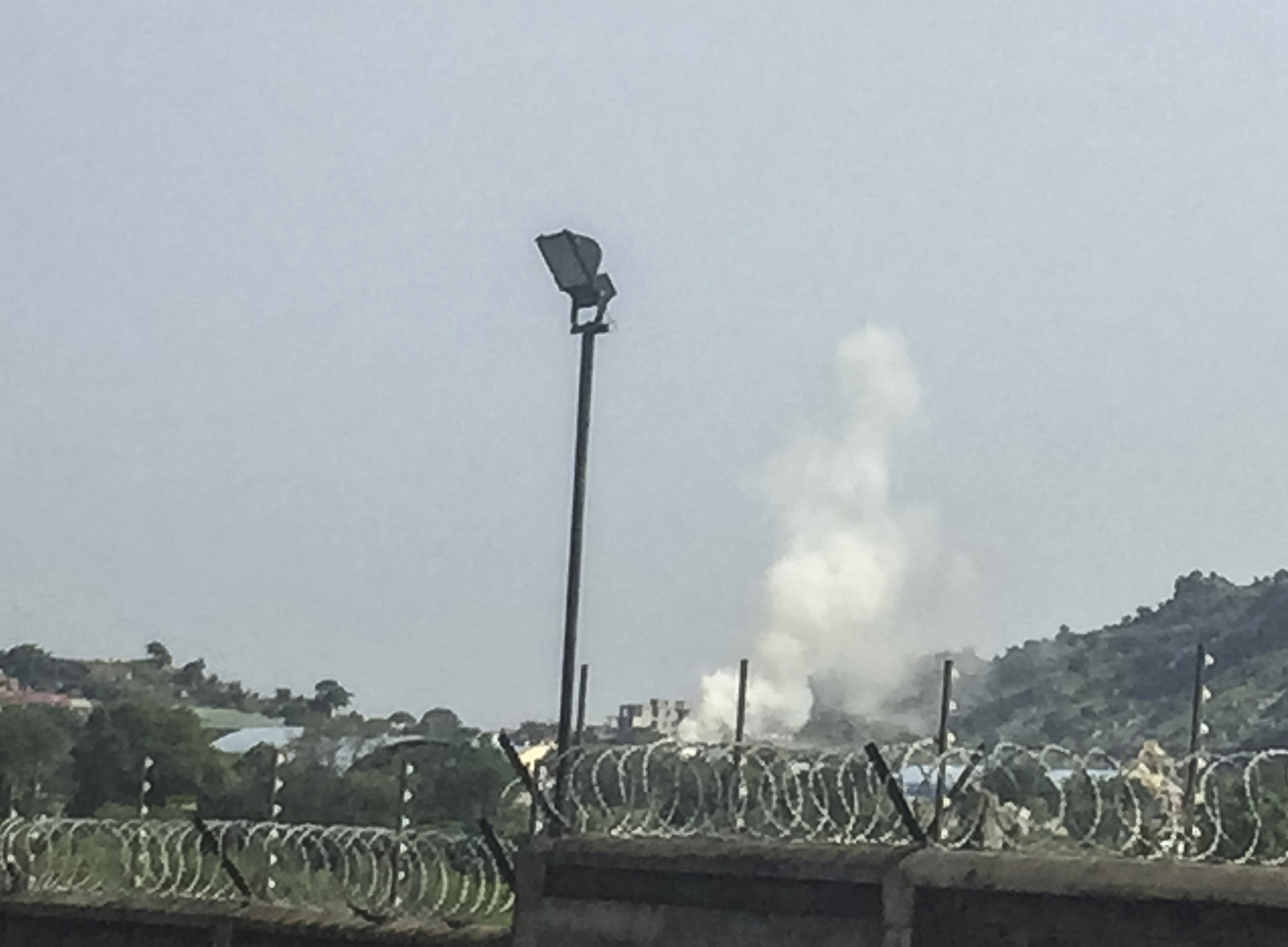 Clashes in the capital Juba, South Sudan