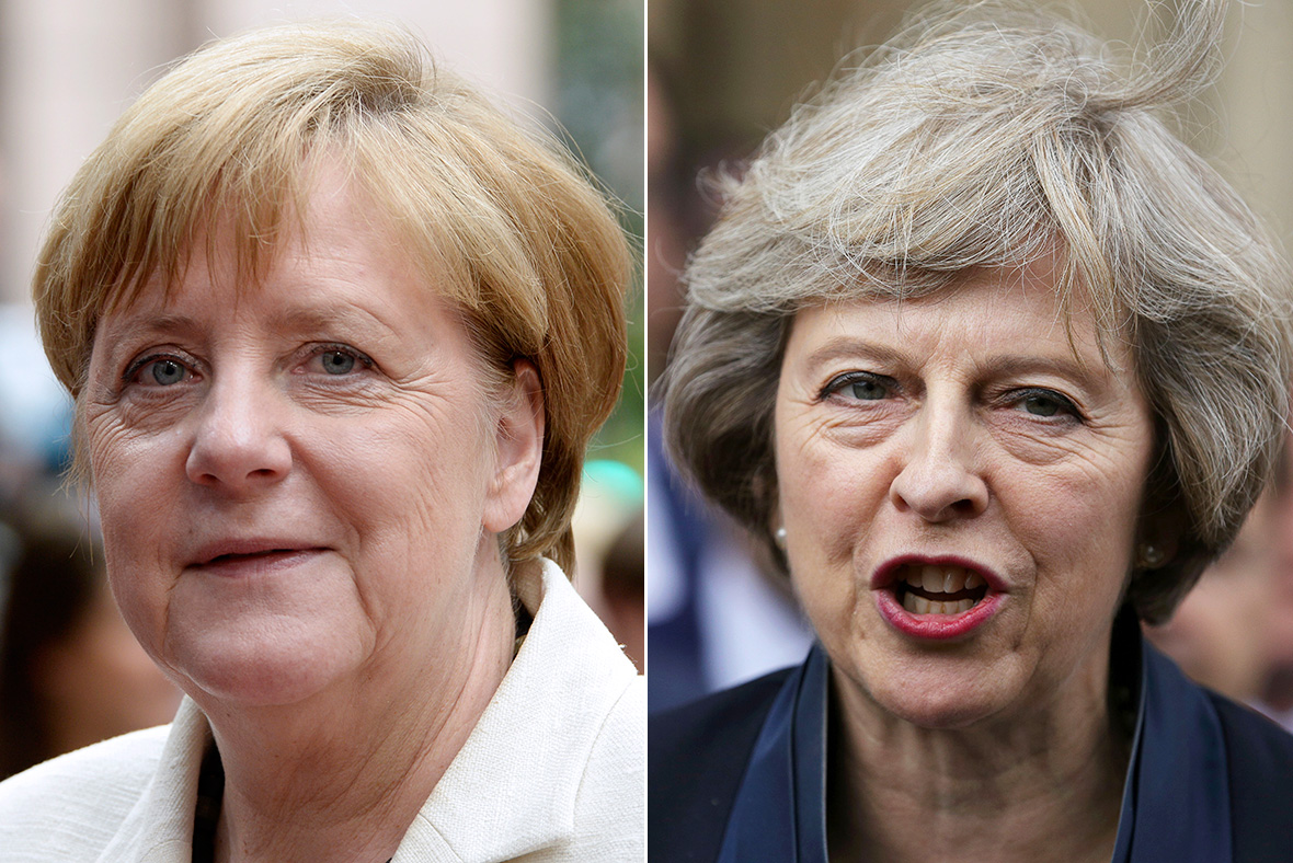 Germany S Merkel Offers Wiggle Room In Brexit Talks On