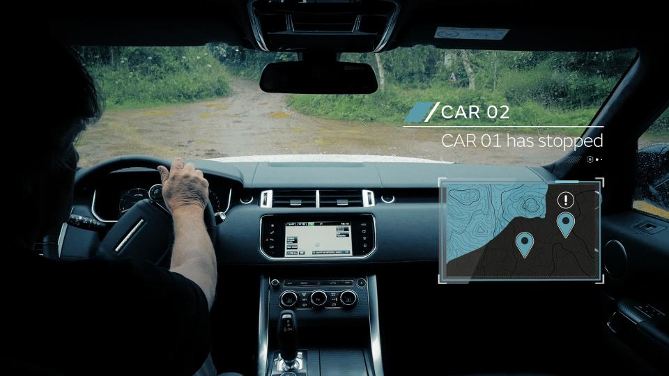 Autonomous Land Rover