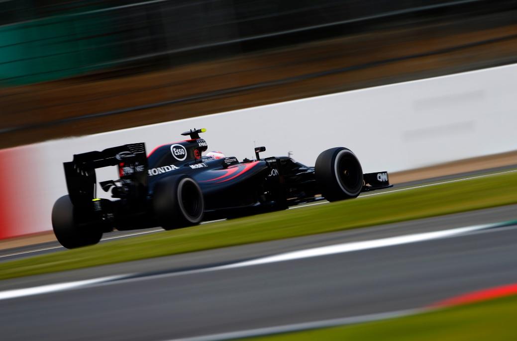 McLaren MP4/31 Formula One car