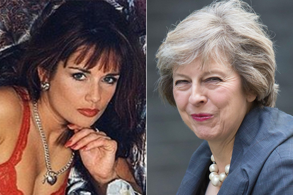 Teresa May, Theresa May