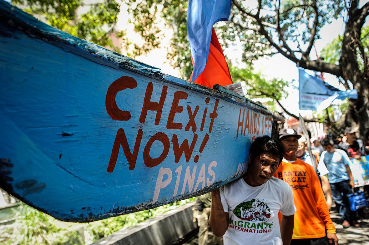 South China Sea ruling