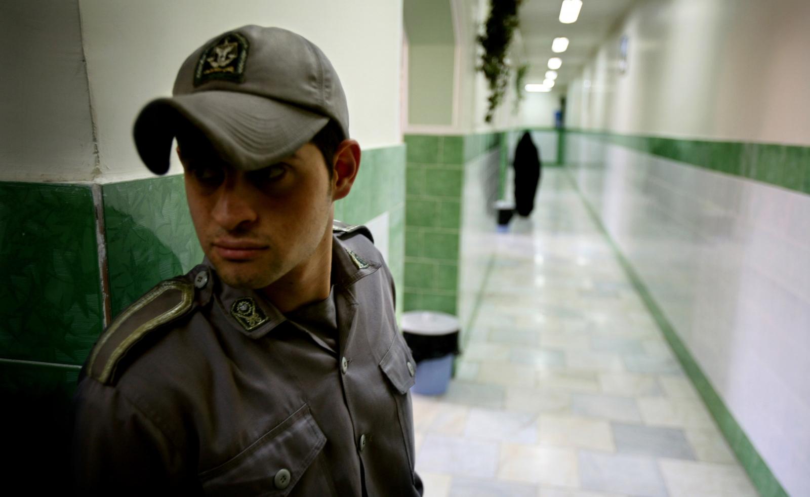 Tehran's Evin prison