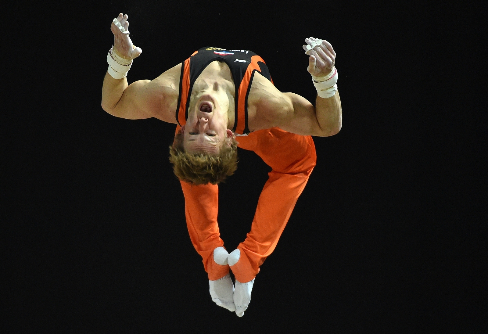 Dutchman Epke Zonderland Will Be Aiming To Recapture His High Bar Gold From London Getty