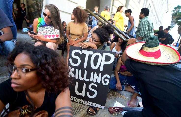 Black Lives Matter LA