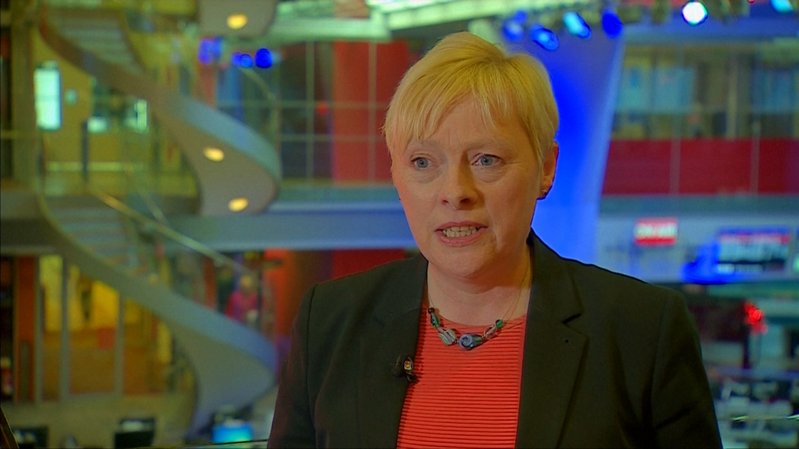 Angela Eagle looking forward to election