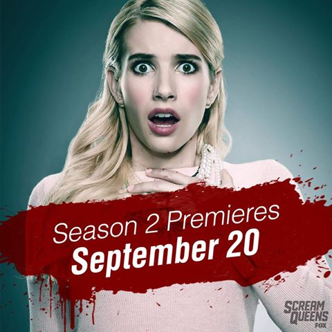 Emma Roberts scream queens season 2