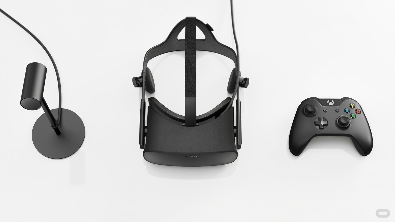 Oculus Rift kit