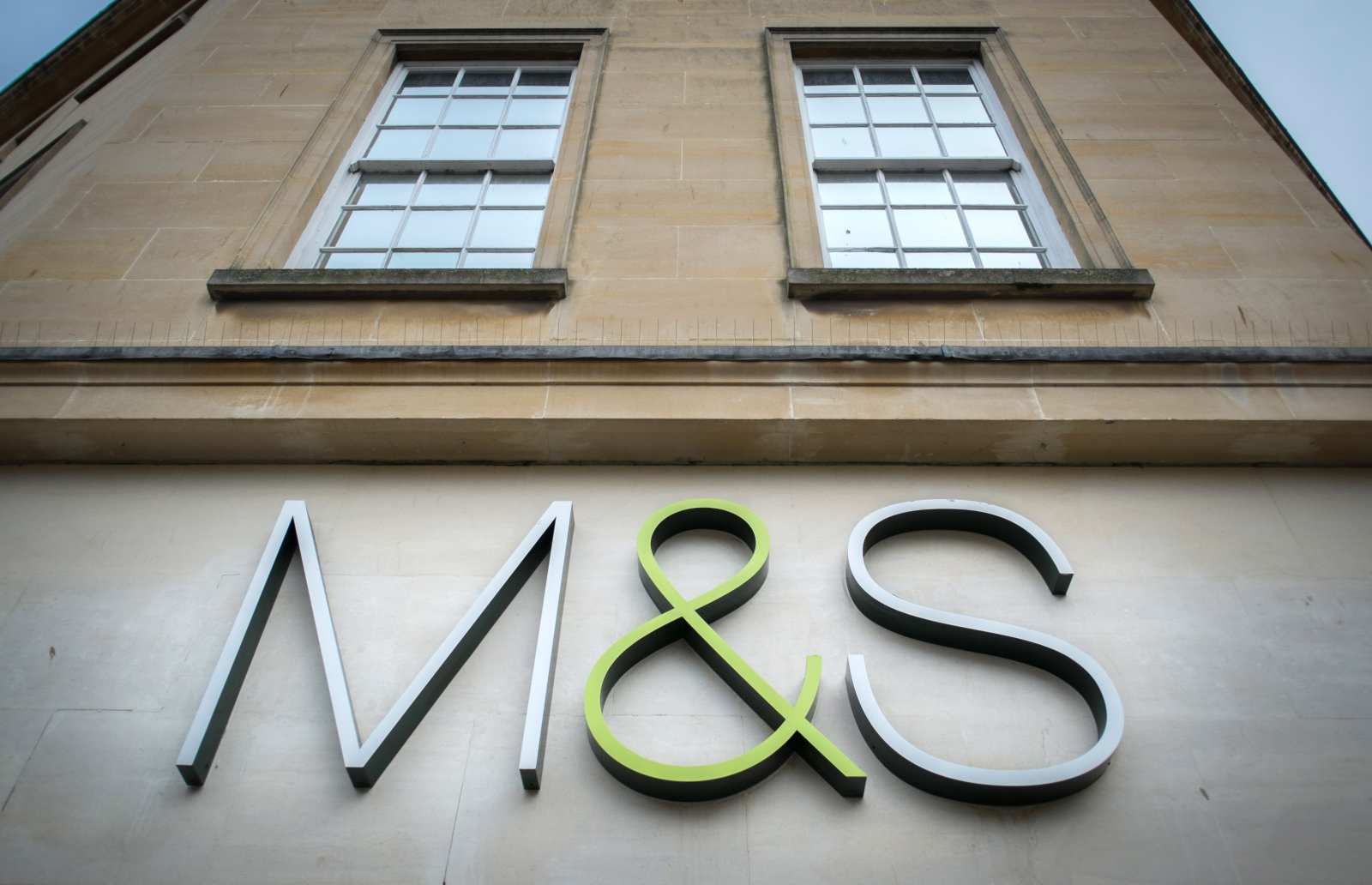 Marks & Spencer beats City forecasts