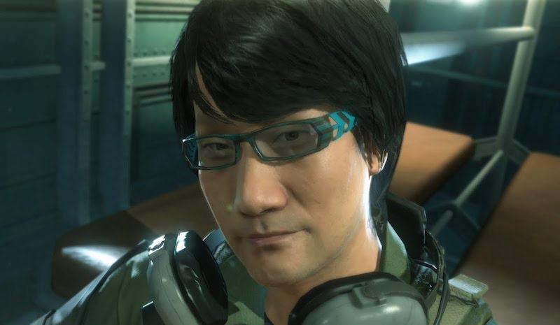 Hideo Kojima Metal Gear Solid Ground Zeros