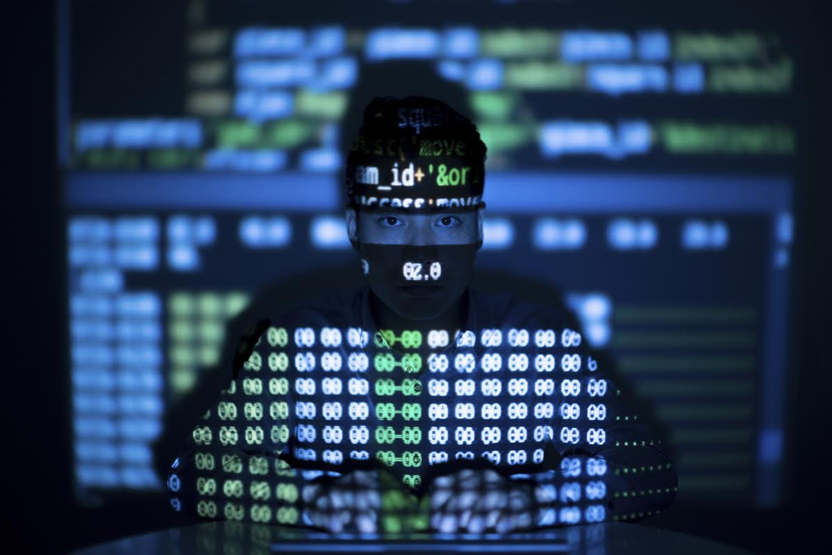 Binary code and cybersecurity