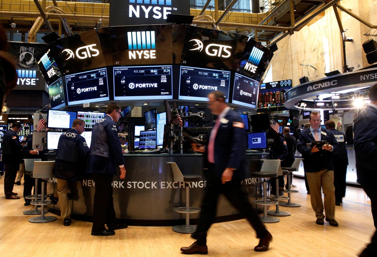 US stocks