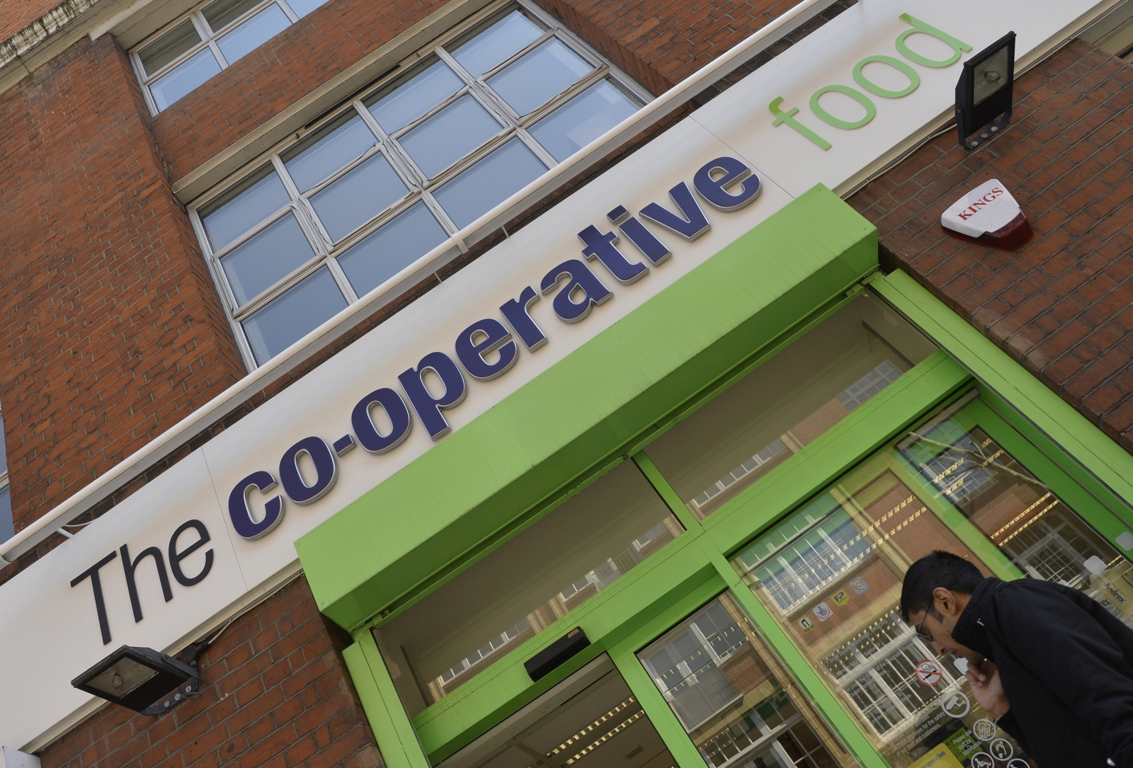 Co-op Group agrees to sell 298 of its smaller food stores to McColl's for £117m