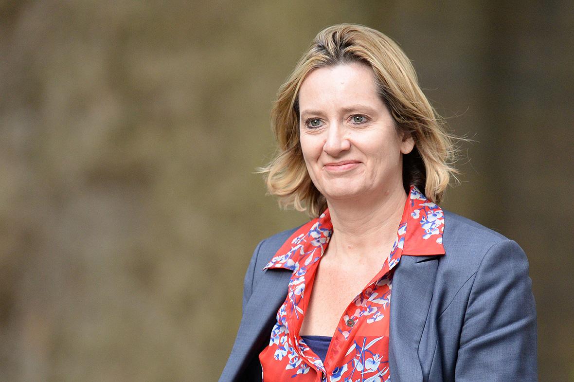 Cabinet: Amber Rudd