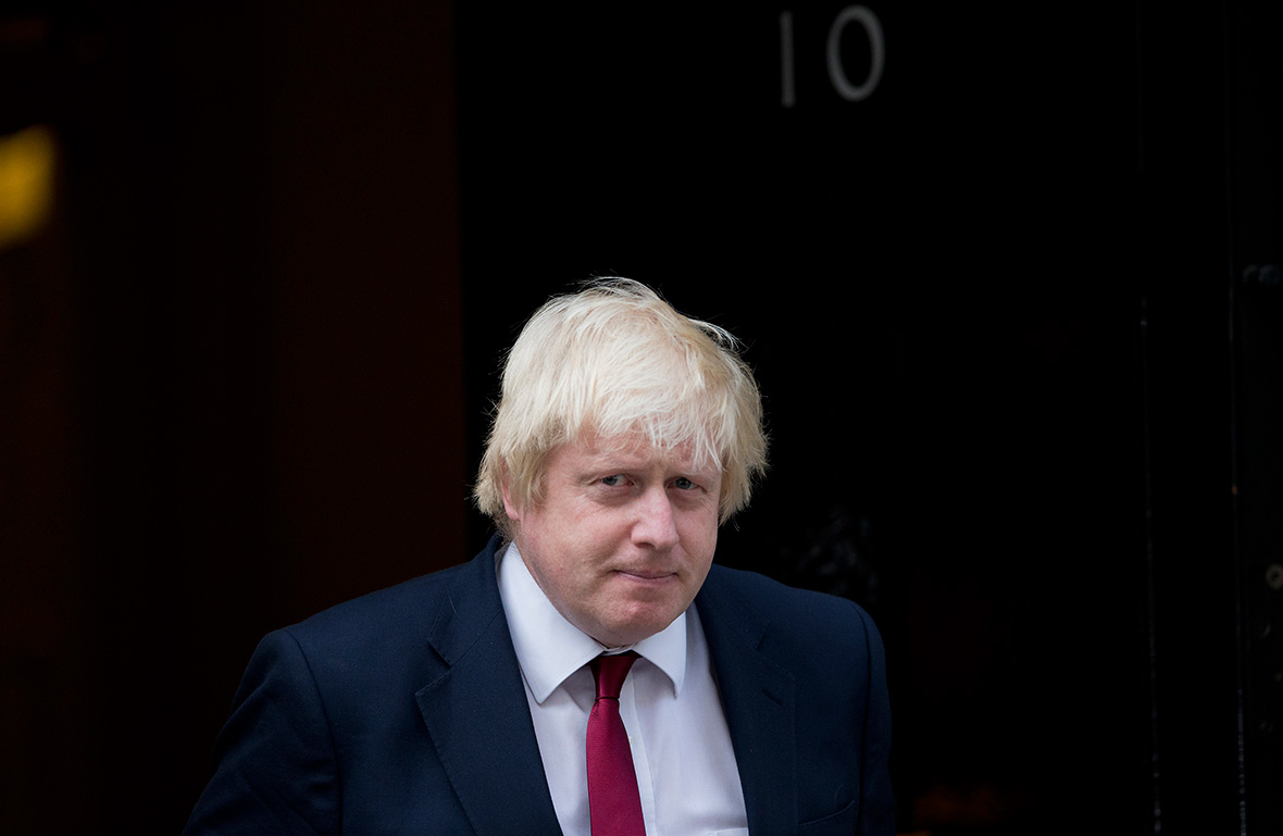 Boris Johnson Incurs Russian Wrath Over Syria Comments