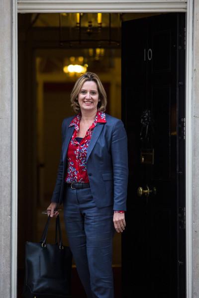 Cabinet Amber Rudd
