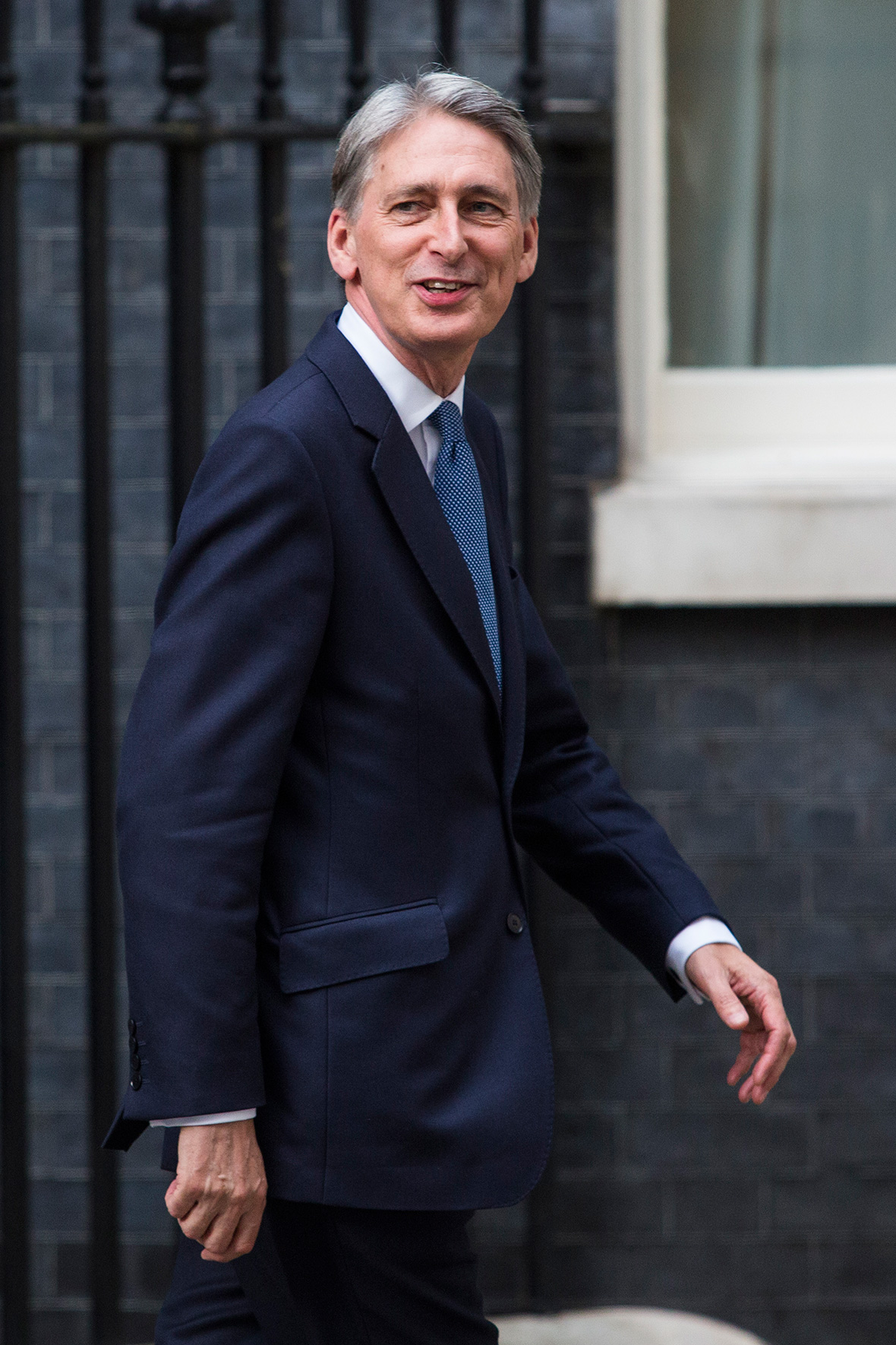 Cabinet: Philip Hammond