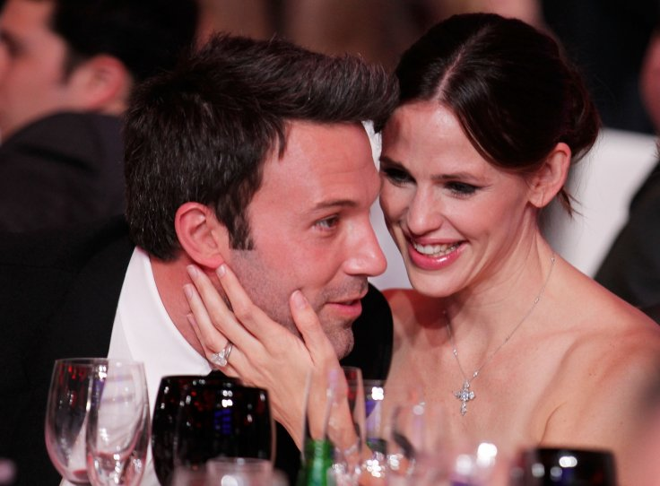 Ben Affleck and Jennifer Garner