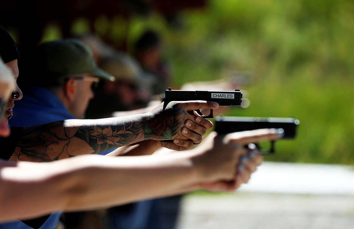 Shooting Range Orlando >> Pink Pistols LGBT gun club membership soars following shootings in Orlando gay club