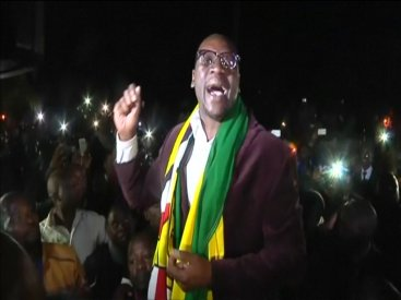 Pastor Evan Mawarire released from court