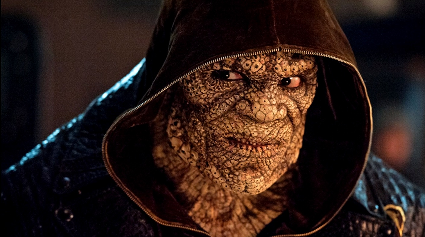 Killer Croc in Suicide Squad
