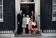 David Cameron\'s last day